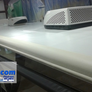 Sprayed-coach-FlexArmor-roof